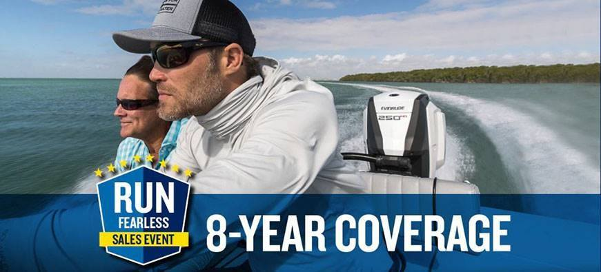 Evinrude - Run Fearless Sales Event